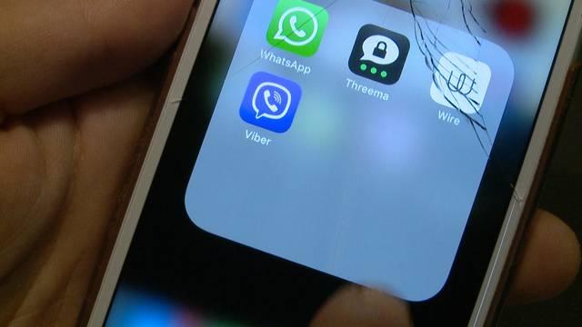 WhatsApp-Verbot an Winterthurer Schulen