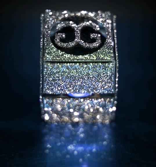 Die Creme wird in einer luxuriösen Diamantenbox geliefert (Bild: PD)