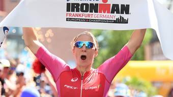 Daniela Ryf gewinnt Ironman-EM 2018 in Frankfurt
