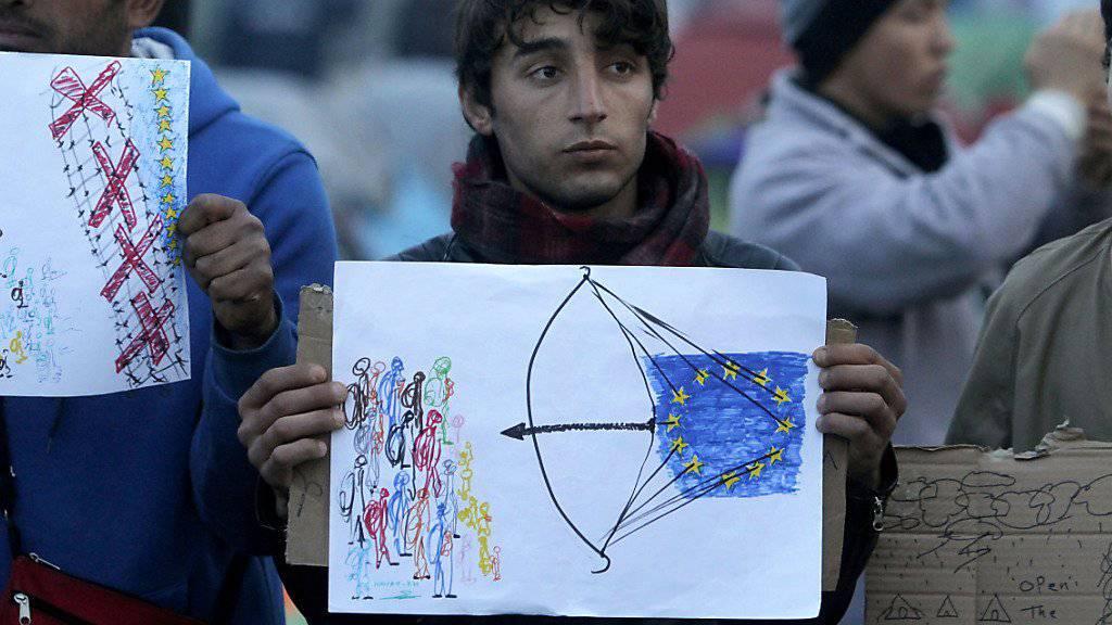 Das Abkommen zwischen der EU und der Türkei wird sehr unterschiedlich bewertet. Die Präsidentin des italienischen Abgeordnetenhauses sieht Europas Rolle als «moralischer Kompass» infrage gestellt.
