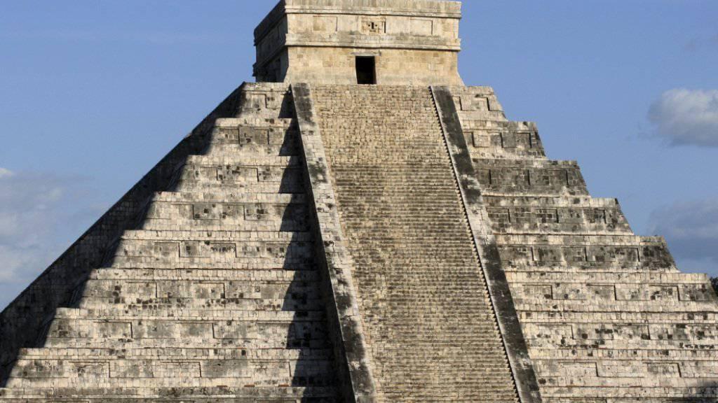 """Forscher der EPFL haben einen Algorithmus entwickelt, um die Maya-Schrift zu analysieren. Daraus könnte eines Tages """"google translate"""" für Historiker entstehen. (Symbolbild)"""