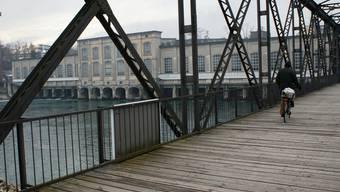 Neuer Rheinsteg geniesst nun Priorität