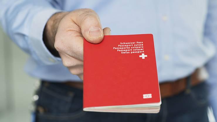 Wer den Pass will, muss den Staatskundetest bestehen.