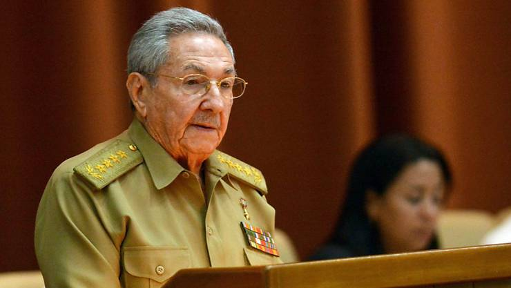 Raúl Castro tritt nach zehn Jahren ab.