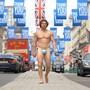 Protest gegen Corona-Massnahmen: Mann spaziert quasi nackt durch London