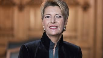 Schnörkellose Politkarriere mit allen klassischen Stationen: Die St. Galler FDP-Ständerätin Karin Keller-Sutter ist klare Favoritin für die Nachfolge von Bundesrat Johann Schneider-Ammann. (Archivbild)