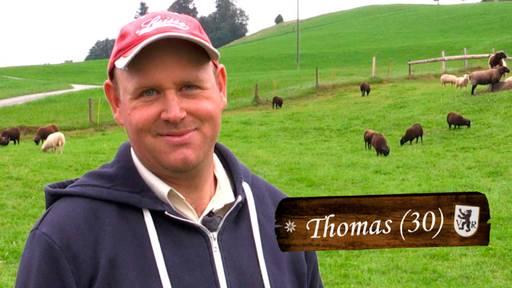 BAUER, LEDIG, SUCHT... ST15 - Portrait Thomas (30)