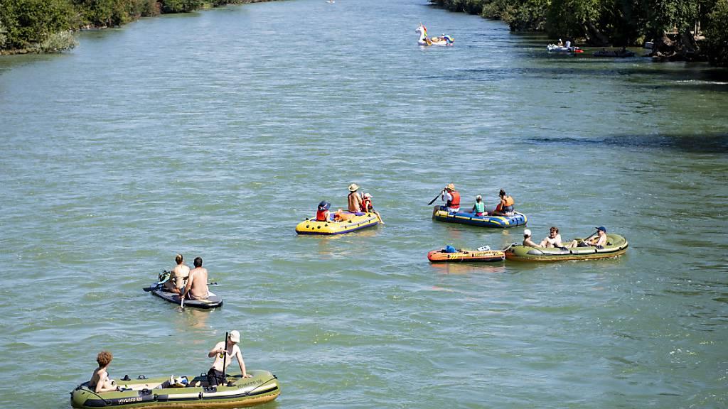 Luzern verlängert Schonzeit für Kaltwasserfische in der Reuss