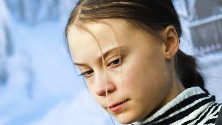 Greta Thunberg ist wütend. (Archivbild).