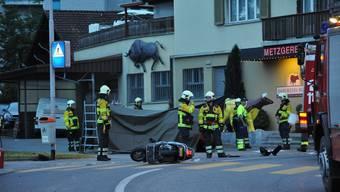 Tödlicher Verkehrsunfall am Sonntagabend in Buchs