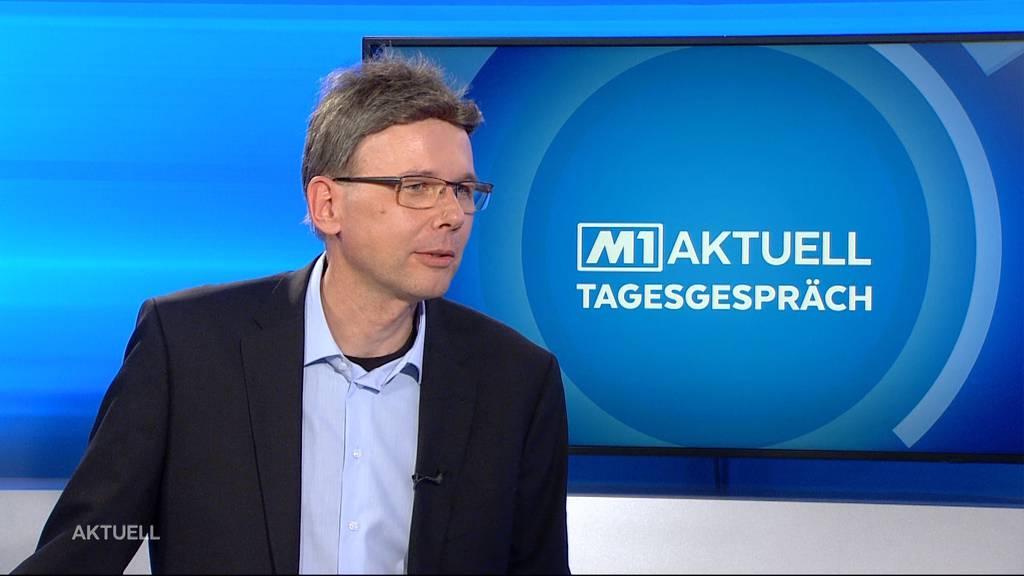 Dieter Egli kandidiert für Regierungsrat: «Für mich ist es ein logischer Schritt»