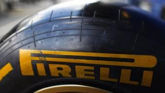 Pirelli rüstete auch die Formel 1 mit Reifen aus (Archiv)