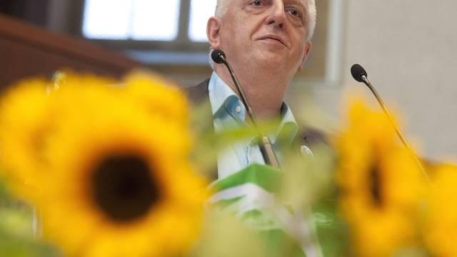 Grünen-Präsident Ueli Leuenberger will Zahl der Ständeräte verdoppeln