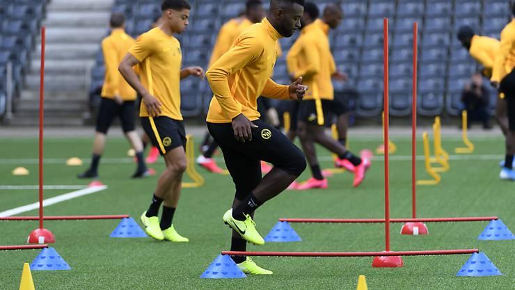 Der Bundesrat gibt grünes Licht: Bald dürfen die Fussballer wieder Spiele austragen