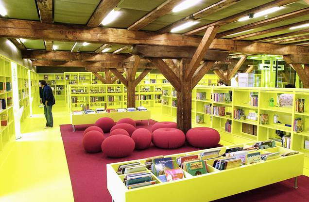 Kantonsbibliothek Liestal