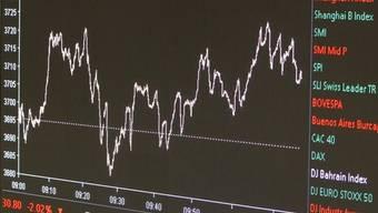 Die Börsen sind von den Entscheiden am Euro-Gipfel beflügelt (Archiv)