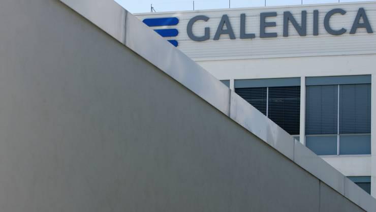 Der Berner Gesundheitskonzern Galenica glänzt auch im ersten Halbjahr 2016 mit guten Zahlen. (Archiv)