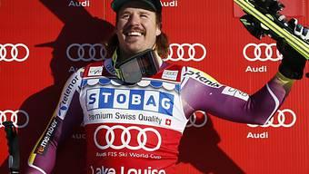 Der Norweger Kjetil Jansrud war auch im Super-G nicht zu bezwingen