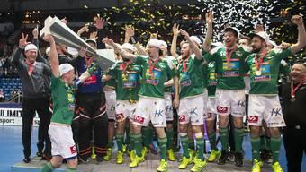 Wiler-Ersigen wurde Schweizermeister. Jetzt treibt der Verein den Umbruch voran.