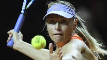 Mit einer Wildcard am US Open dabei: Maria Scharapowa