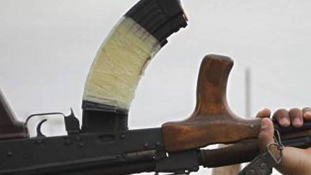 Indien hat laut einer Studie weltweit die meisten Waffen im Ausland eingekauft.