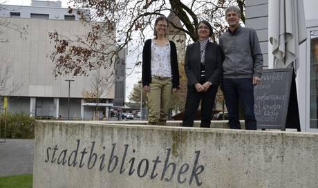 Ab in die digitale Zukunft: Die Bibliothek erfindet sich neu - Aargauer Zeitung