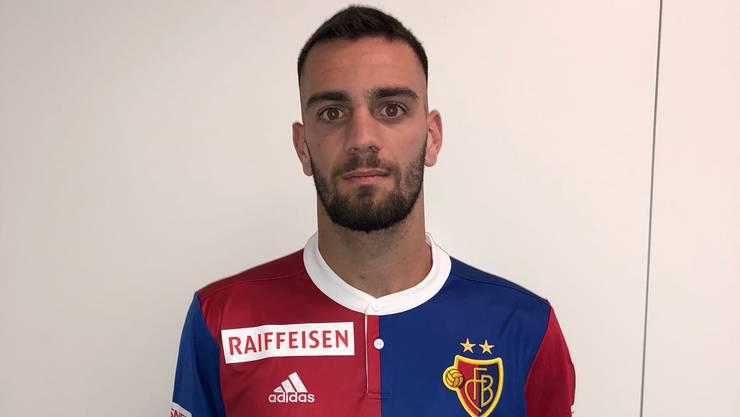 Konstantinos Dimitriou über seine neue Aufgabe in Basel