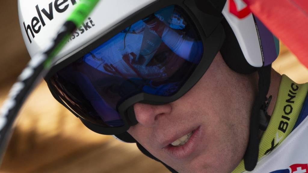 Marc Gisin wird diese Saison keine Rennen bestreiten