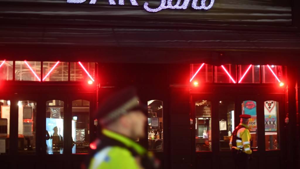 Problem für Clubs: In Grossbritannien fehlen die Türsteher