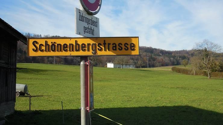 An der Schönbergstrasse in Kindhausen soll bis 2015 ein Pflegezentrum mit rund 75 Betten sowie Alterswohnungen entstehen
