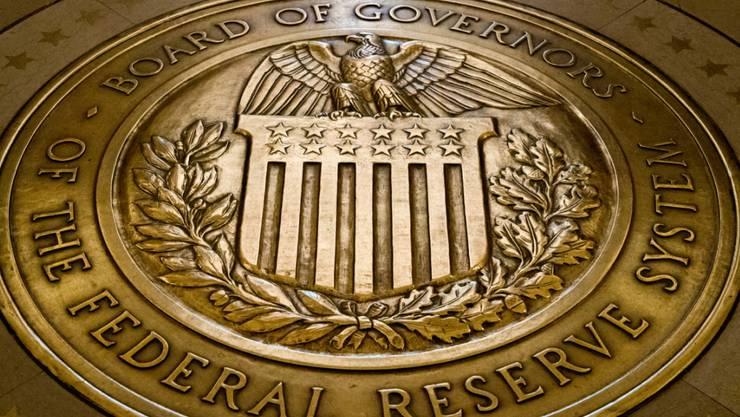 Um einen Konjunktureinbruch zu verhindern, hat die US-Notenbank zum zweiten Mal innerhalb weniger Monate den Leitzins um 0,25 Prozentpunkte gesenkt. (Archivbild)