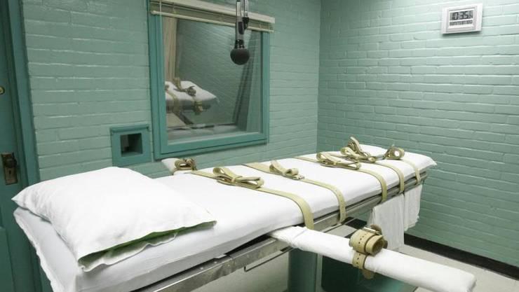 """""""Mittel für die Behandlung von Drogenabhängigkeit ausgeben statt für den Einsatz von Giftspritzen"""": Die Abgeordneten in Colorado haben für die Abschaffung der Todesstrafe gestimmt. (Symbolbild)"""