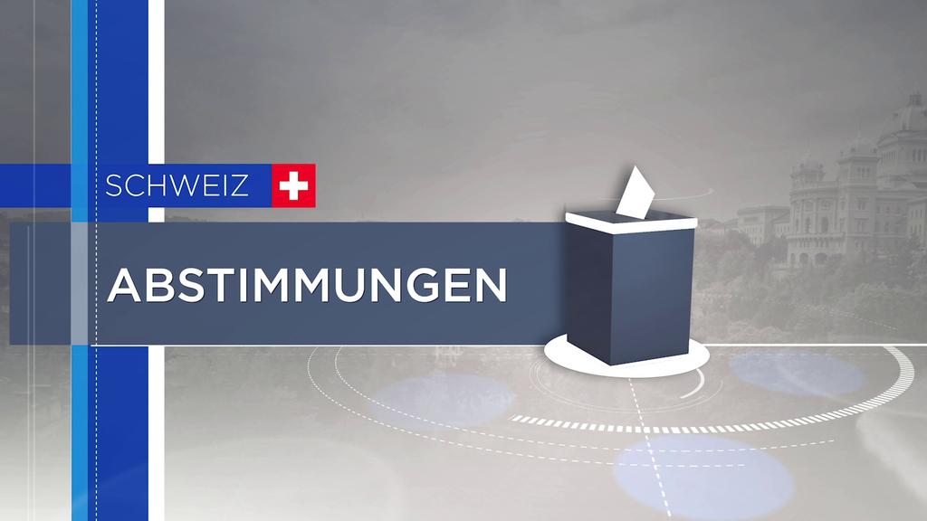 Dossier: Abstimmungen vom 29. November 2020