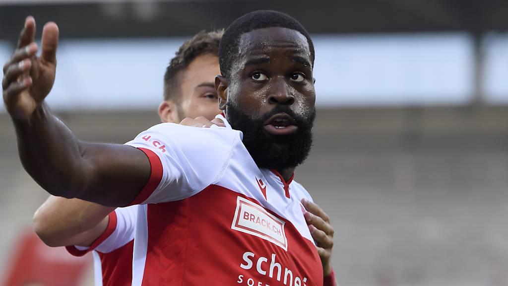 FC Thun: Auch Ridge Munsy auf dem Absprung