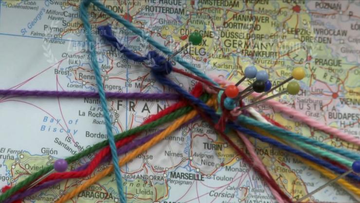 Screenshot aus dem Film «Neuland» von Anna Thommen