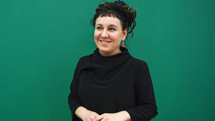 Die polnische Autorin Olga Tokarczuk scheut sich nicht, auch die dunklen Seiten polnischer Geschichte zu erzählen. Jetzt wird sie die 57-Jährige mit dem Literaturnobelpreis 2018 geehrt. (Archivbild)