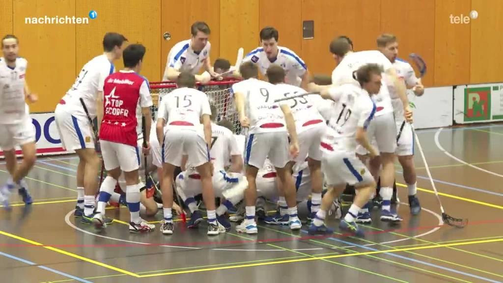 Zentralschweizer Derby im Unihockey
