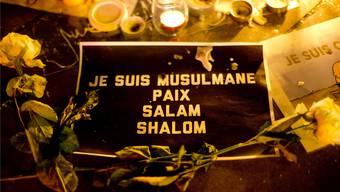 Die französischen Muslime engagieren sich auch politisch.