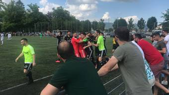 FC Eagles - FC  Klingnau, 09.06.2018