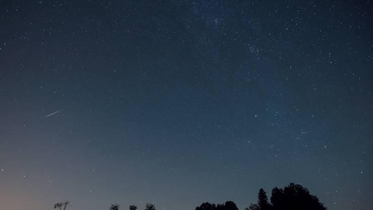 Auf dem Untergrenchenberg kann man sich selbst ein Bild vom Himmel machen. (Themenbild)