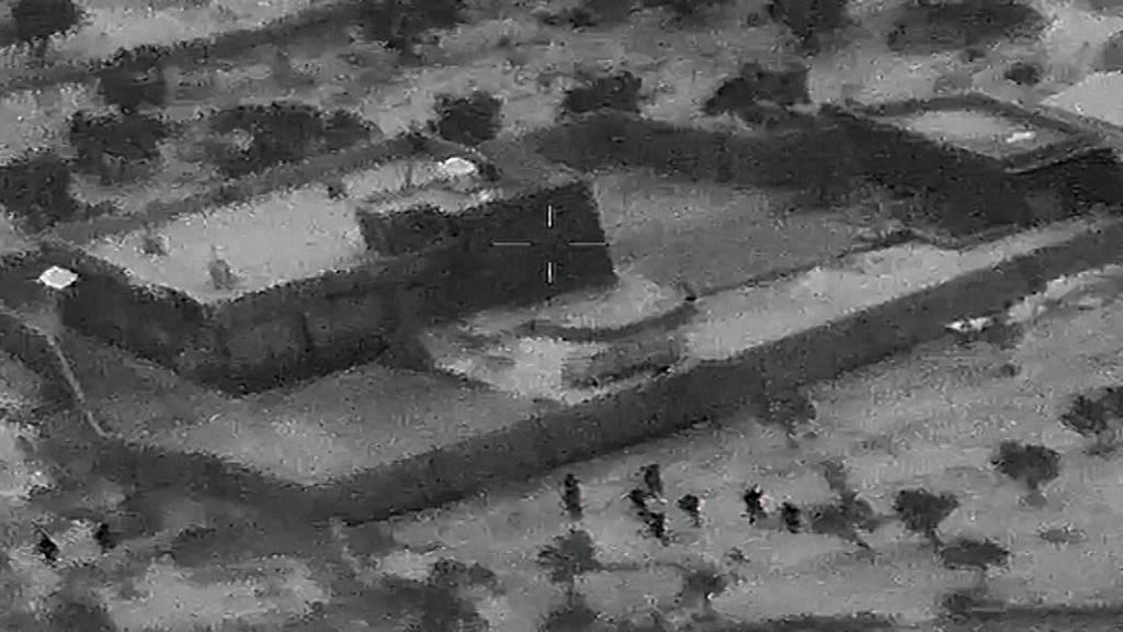Getöteter IS-Chef: Video von Angriff auf al-Bagdadi veröffentlicht