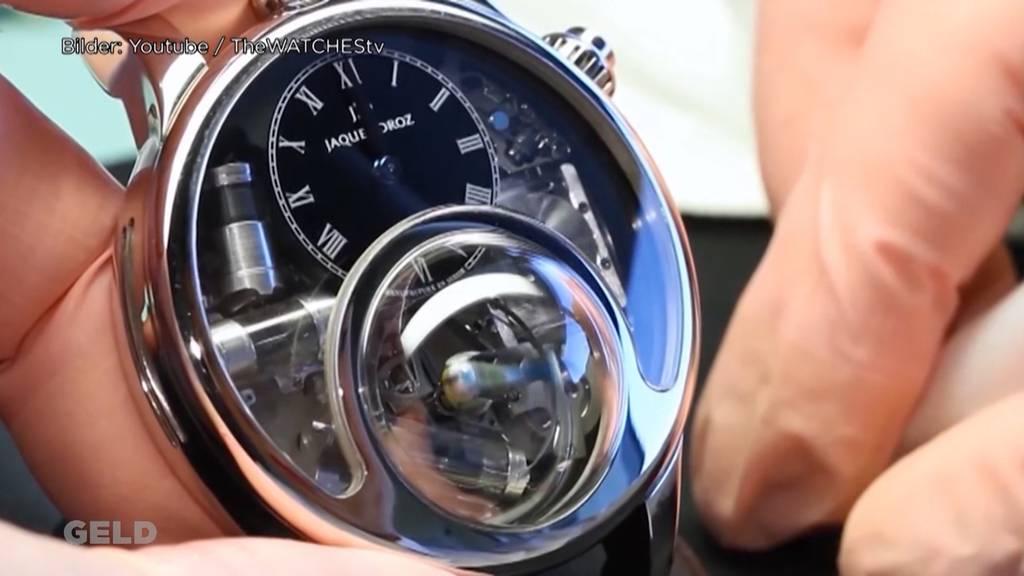 Uhren- und Schmuckindustrie erhält Rückenwind / Migros macht Umsatz im Coronajahr