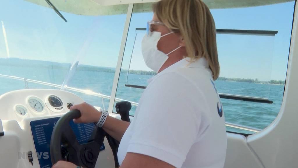 Sicherheit geht vor: Bootsschule während Coronakrise