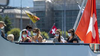 Die wenigen Touristen in Genf sind es sich gewohnt, ihre Kontaktangaben zu hinterlassen. Die kantonale Regierung möchte beim Contact-Tracing nun aber möglicherweise einen Schritt weiter gehen.