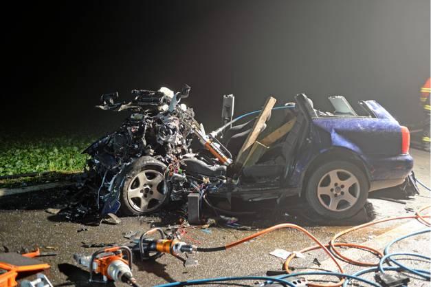 Der Unfall geschah am 2. November 2014, kurz nach 1 Uhr.