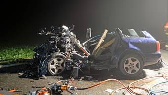 Verkehrsunfall in Seon fordert zwei Tote und drei Schwerverletzte