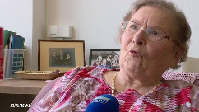 Winterthurerin erinnert sich zurück ans Ende des Zweiten Weltkrieg