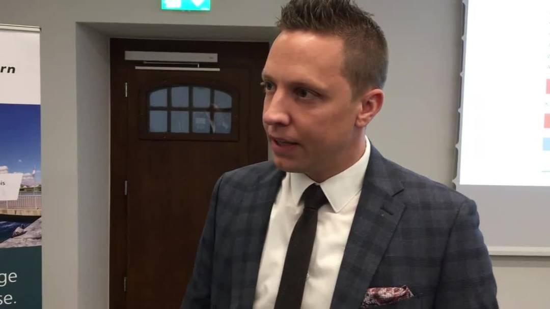 Interview mit Christian Imark nach dem 2. Ständeratswahlgang