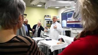 Hirslanden Klinik Aarau baut aus