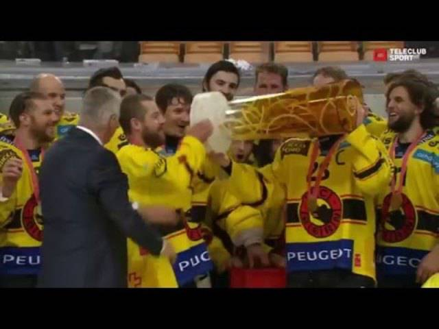 SCB-Märchen: Der Weg zum Meistertitel 2015/16